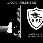 Arsenal Way of Life - Jack Wilshere by roshans