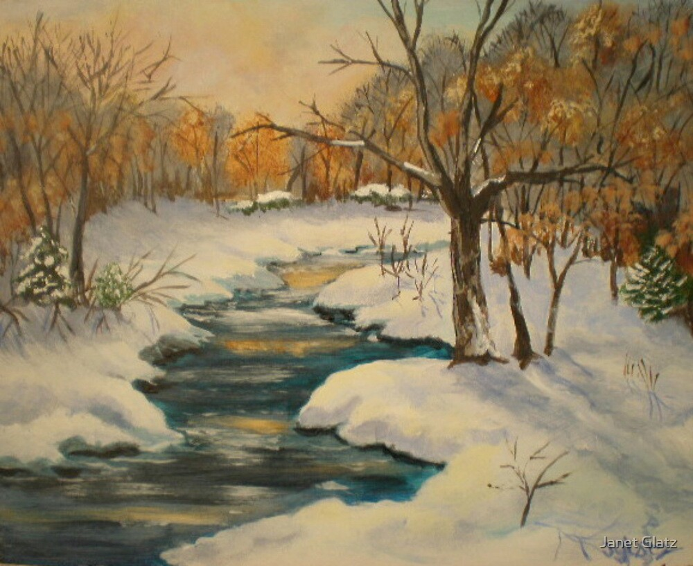 Winter Interlude by Janet Glatz