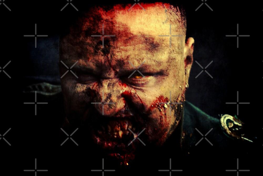 Zombie General by Maria Tzamtzi