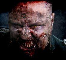 Zombie General II by Maria Tzamtzi
