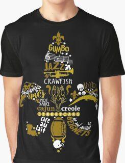 Fleur de Fun Graphic T-Shirt