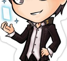 Protagonist - Persona 4 Sticker