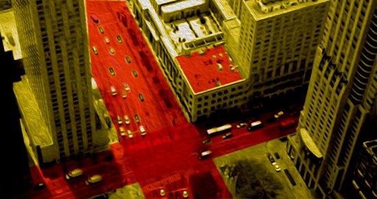 crossroads by vinpez