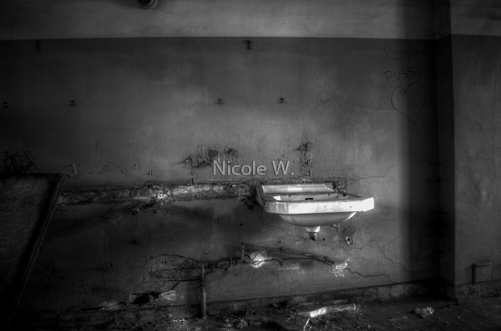 to wash up by Nicole W.