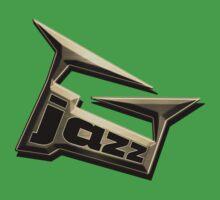 Vintage Old jazz Kids Tee