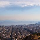 View to Athens Harbor (Greece) VRS2 by vivendulies