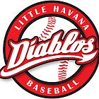 Little Havana Diablos Baseball by omar305