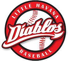 Little Havana Diablos Baseball by omar305