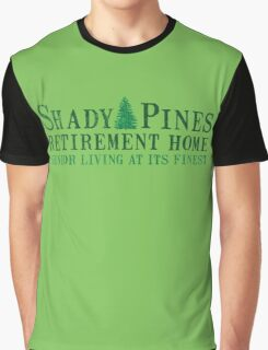 Shady Senior Life Graphic T-Shirt