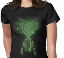 CircuiTree Womens Fitted T-Shirt
