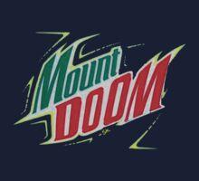 Mount Doom! by ShubhangiK
