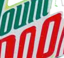 Mount Doom! Sticker