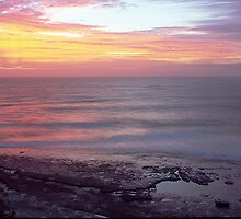 Sunrise - South Coast AU by RayPegram