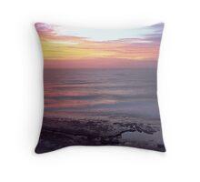 Sunrise - South Coast AU Throw Pillow