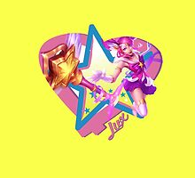 Star Guardian Lux League of Legends by LexyLady