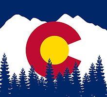 Colorado by hallesiegel