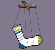 SOCK PUPPET by shirtboxco