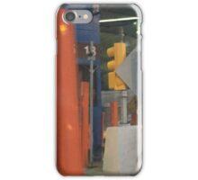Toll Booth iPhone Case/Skin