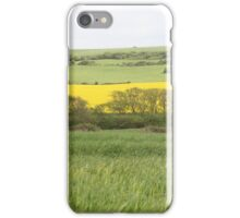 Plain Landscape iPhone Case/Skin
