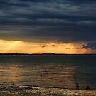 Storm Clouds Inbound by Carolyn  Fletcher