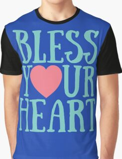 Bless Your Heart Graphic T-Shirt