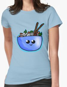Chibi Pho Womens Fitted T-Shirt