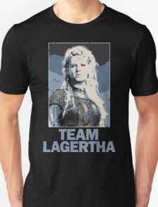 Team Lagertha - Vikings, History Channel T-Shirt
