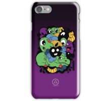 MonsterCase3 iPhone Case/Skin