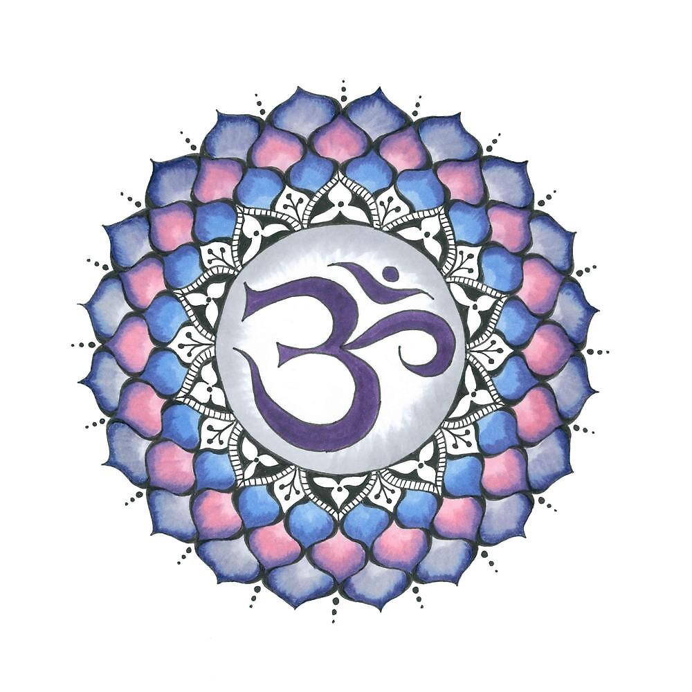 The Crown Chakra by heavenlyhenna