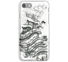 Chelsea Smile's Lost at Sea iPhone Case/Skin