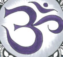 The Crown Chakra Sticker