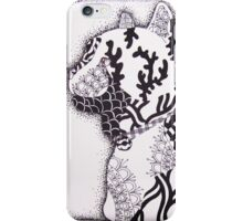 Zentangle Chi iPhone Case/Skin