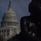 The US Capital Building in Washington DC by Kirk D. Belmont Photography