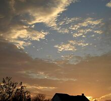 01/28/2013 Fantastic Sunset 2 by dge357