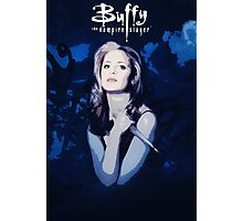 Btvs Season 1 Photographic Print