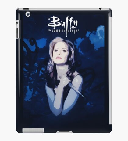 Btvs Season 1 iPad Case/Skin