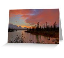 Jasper Glow Greeting Card