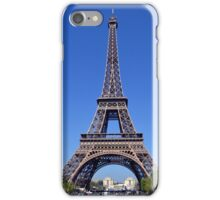 Eiffel Tower, Paris France iPhone Case/Skin