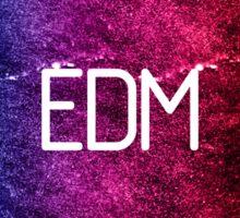 EDM Sticker