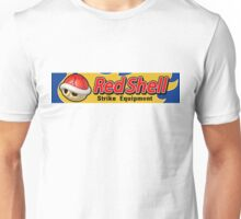 Mario Kart 8 Red Shell Strike Equipment Unisex T-Shirt