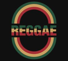 Reggae Ring Kids Tee