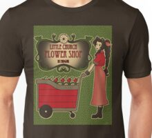 Midgar Flower Shop Unisex T-Shirt