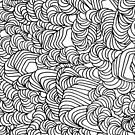 Line Art Chaos  by MADE BY JROCHÉ