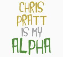 Chris Pratt is My Alpha Kids Clothes