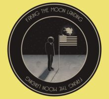 Faking The Moon Landing Kids Clothes