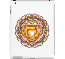 The Root Chakra iPad Case/Skin