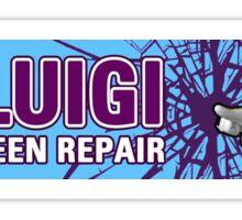 Mario Kart 8 Walugi Windscreens Sticker