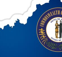 Seal of the Commonwealth of Kentucky Sticker