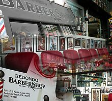 The BARBER SHOP by Rita  H. Ireland