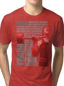 Train and Discipline Tri-blend T-Shirt